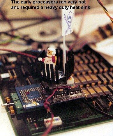 Transputer test module