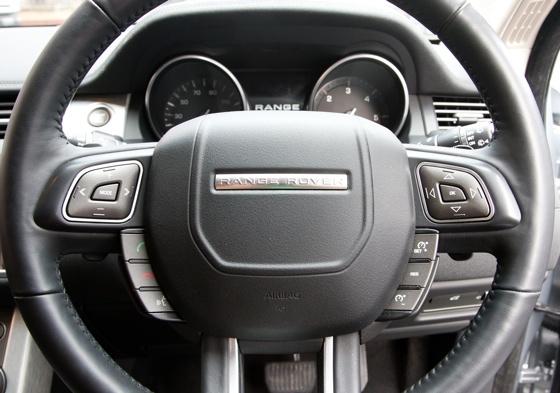 Range Rover Evoque Si4