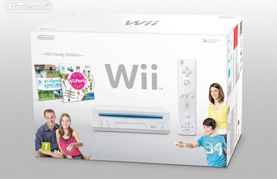 Wii design