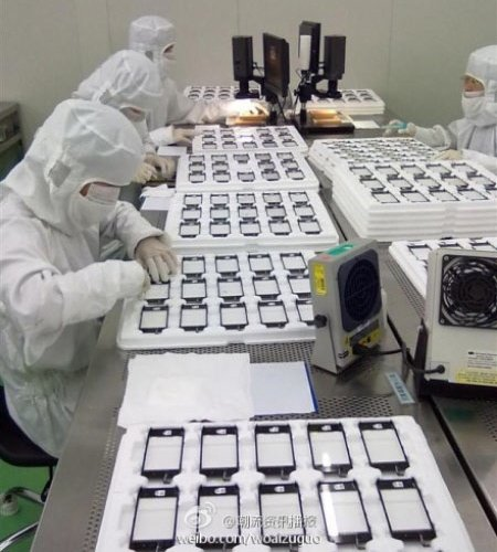 iPhone 5 in China