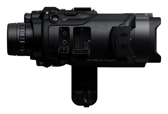 Sony DEV-5 digital binoculars