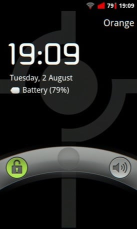 CyanogenMod screenshot