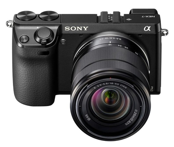 Sony Alpha Nex 7 compact system camera