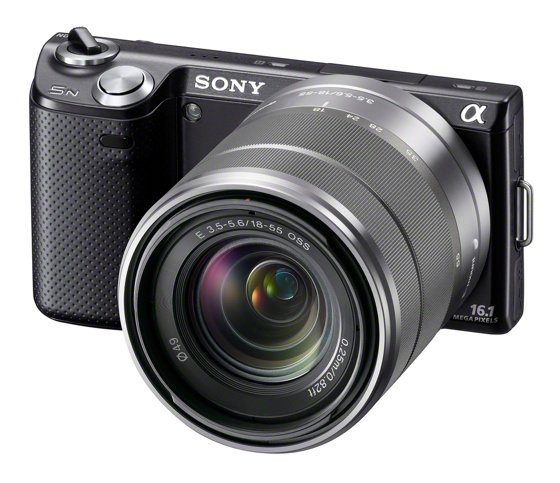 Sony Alpha Nex 5N compact system camera