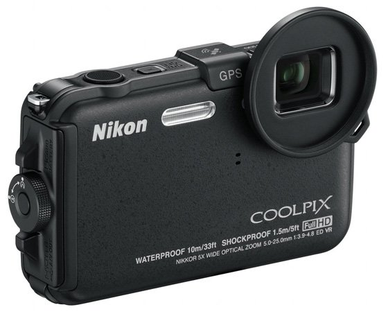 Nikon Coolpix AW100