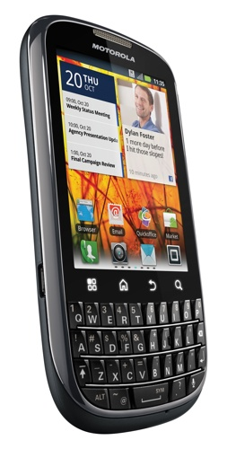 Motorola Pro+ Android smatrphone