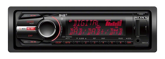 Sony CDX-DAB700U