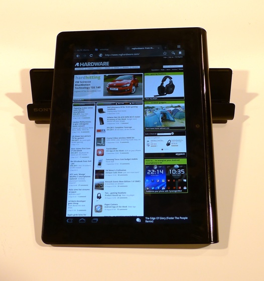 Sony S Android tablet