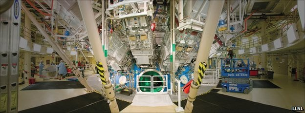 National Ignition Facility laser
