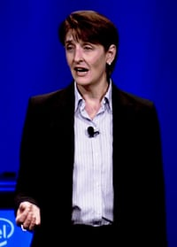 Intel's Candace Worley