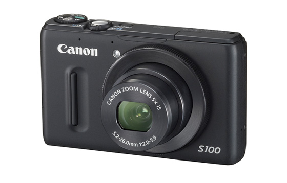 PowerShot S100
