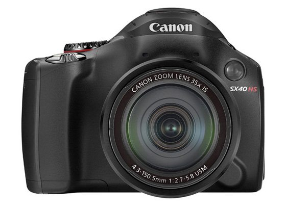 Canon SX40 HS