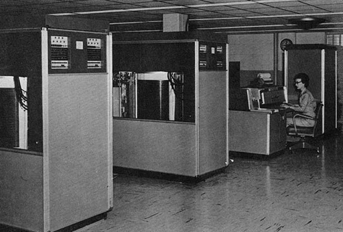 IBM 305 RAMAC