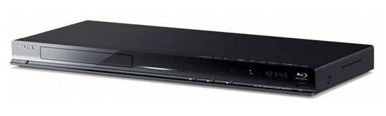 Sony BDP-S380 Blu-ray player