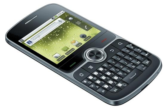 Orange Barcelona Android Qwerty smartphone
