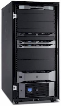 Dell's vStart 50 baby private cloud
