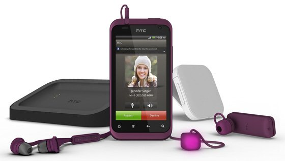 HTC Rhyme Android smartphone