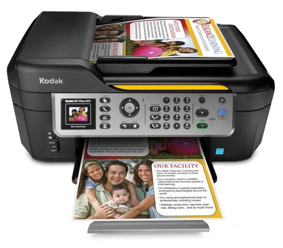 Kodak ESP Office 2170 inkjet printer