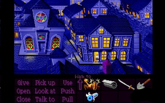 The Secret of Monkey Island screenshot