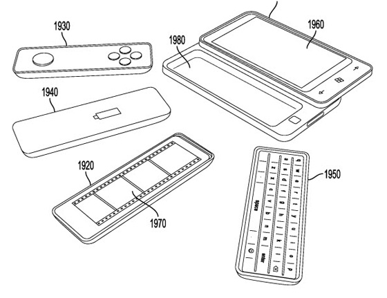 Microsoft Patent design