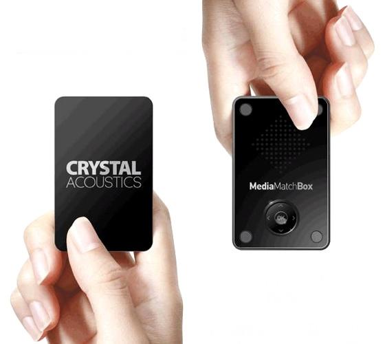 Crystal Acoustics MediaMatchBox