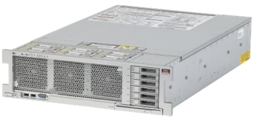 Oracle Sparc T4-2 server