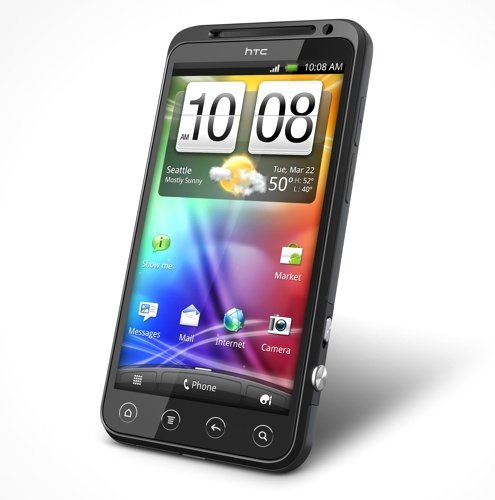 HTC Evo 3D Android smartphone