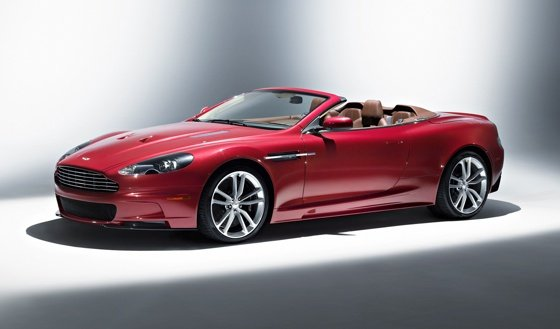 Aston Martin DBS Volante