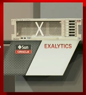 Exalytics appliance