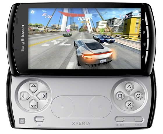 Sony Ericsson Xperia Play gaming Android phone