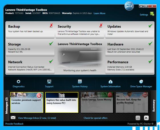 Lenovo ThinkCentre Edge 91z all-in-one desktop PC