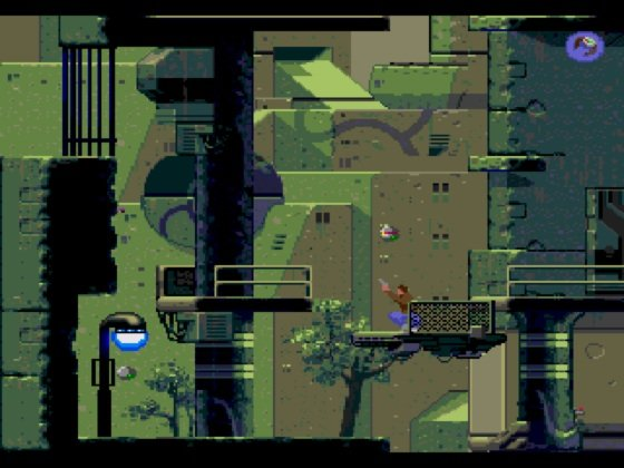Flashback: Quest for Identity screenshot