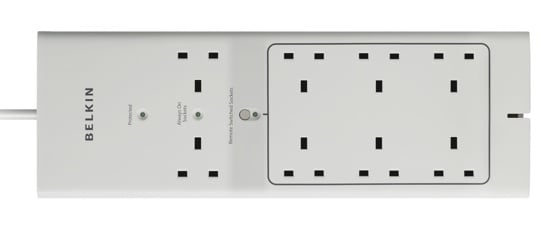 Belkin Conserve Switch power saving adaptor board