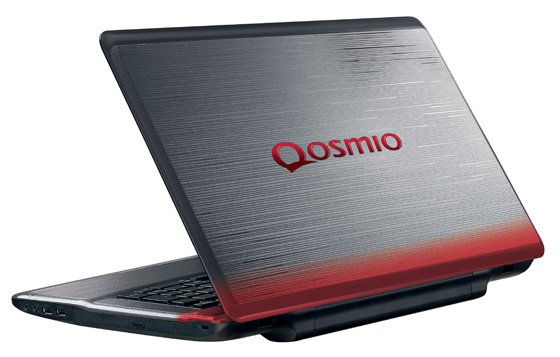 Toshiba Qosmio X770 17.3in 3D gaming notebook