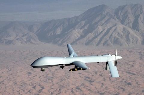 Predator drone, credit Wikipedia