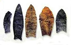 Prehistroic flint