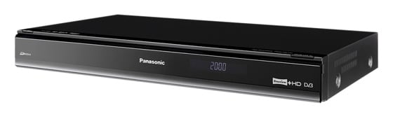 Panasonic DMR-HW100 Freeview HD DVR