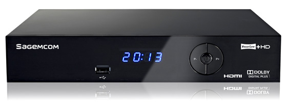 Sagemcom RT190-320 T2 HD Freeview HD DVR