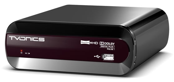 TVonics DTR-Z500HD Freeview HD
