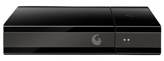 GoFlex Cinema multimedia drive