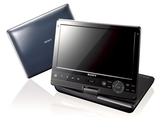 Sony BDP-SX1 portable Blu-ray player