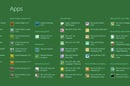 Windows 8 Apps Screen