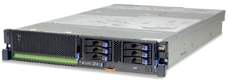IBM Power 710/730 server