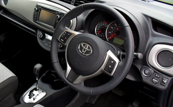 Toyota Yaris 2011