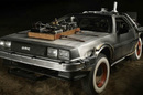 DeLorean from Back to the Future 3