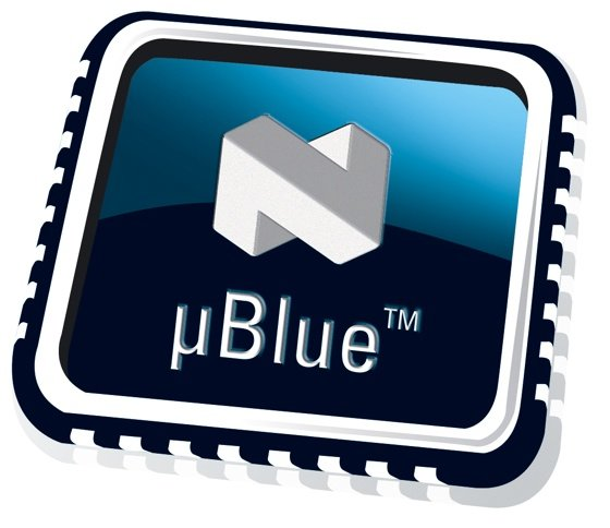 Nordic Semi µBlue Bluetooth 4.0 chip