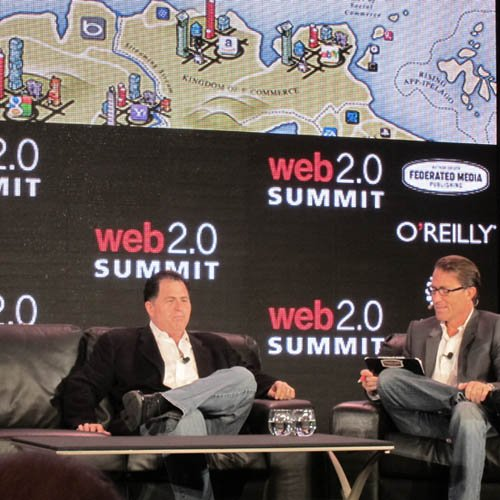 Michael Dell at Web 2.0 2011
