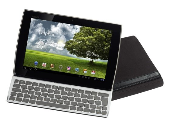 Asus Eee Pad Slider hybrid netbook-tablet