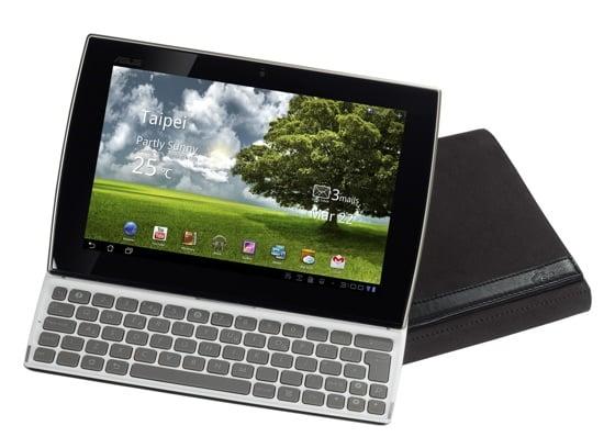 Asus Eee Pad Slider hybrid netbook-tablet