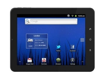 Kogan 8in Android tablet